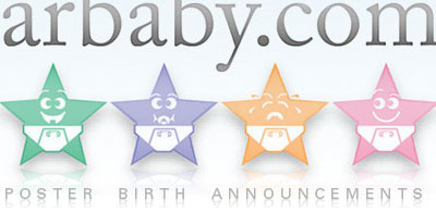 5 star baby website on squarespace